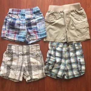Baby boys shorts bundle